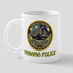 Panama Police Mug