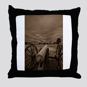 Firepower Throw Pillow