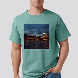 Bridge Mens Comfort Colors Shirt