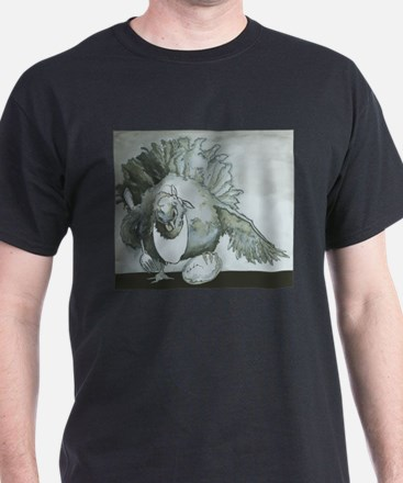 The Hungry Chicken T-Shirt