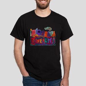 DIVERCITY Dark T-Shirt