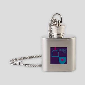 Stirrup Cup Flask Necklace