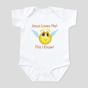 Jesus Loves Me! Infant Bodysuit