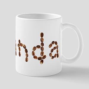 Amanda Coffee Beans Mug