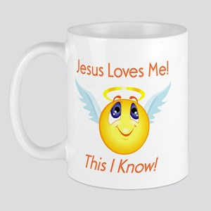 Jesus Loves Me! Mug
