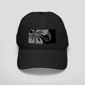 Hibiscus Black Black Cap