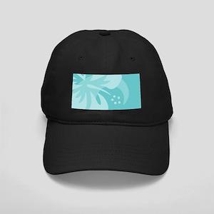 Hibiscus Aqua Black Cap