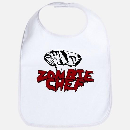 Zombie Chef Bib