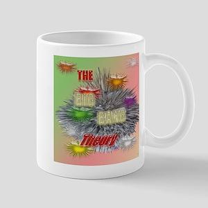the Big Bang Theory TV Mug