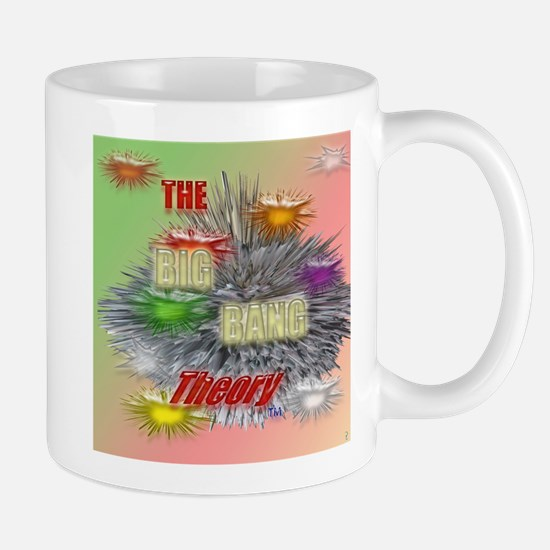 the Big Bang Theory TV Mug