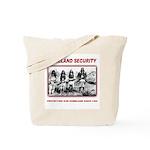 Native Homeland Security Tote Bag