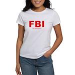 Full Blood Indian Women's T-Shirt