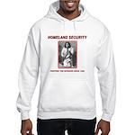 Homeland Security Geronimo Hooded Sweatshirt