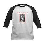 Homeland Security Geronimo Kids Baseball Jersey