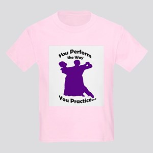 Ballroom Dance Kids T-Shirt