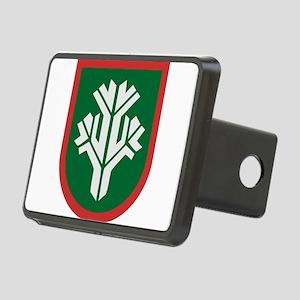 Sissi insignia Rectangular Hitch Cover