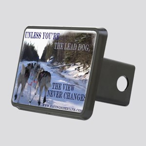 leaddog Rectangular Hitch Cover