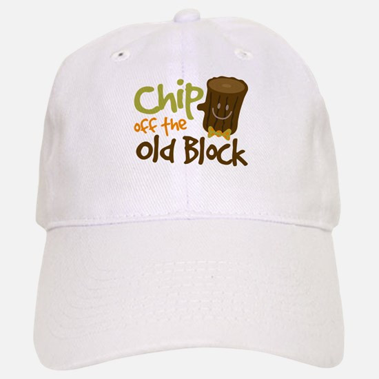 Chip Off The Old Block Baseball Baseball Cap