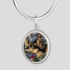 German Shepherd Country Necklaces