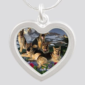 German Shepherd Country Necklaces
