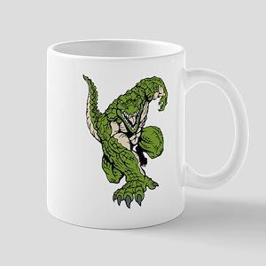 Crocodile Mascot Mug