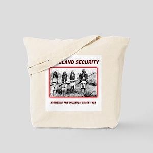 Homeland Security Native Tote Bag