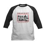 Homeland Security Native Kids Baseball Jersey