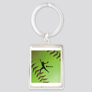 iPitch Fastpitch Softball (right handed) Portrait