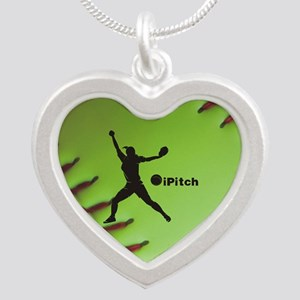 iPitch Fastpitch Softball (right handed) Silver He