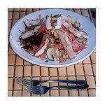 Restaurant SaladTile Coaster