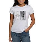 Sitting Bull Quote Women's T-Shirt