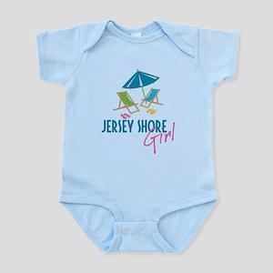 Jersey Shore Girl Infant Bodysuit