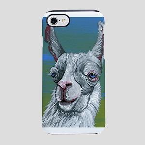Alpaca LLama iPhone 7 Tough Case