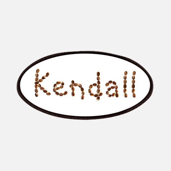 Kendall Coffee Beans Patch