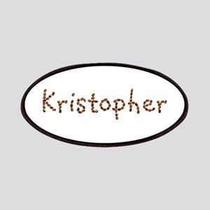 Kristopher Coffee Beans Patch