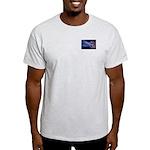 Rough Edge Radio / RoughEdge.com Ash Grey T-Shirt