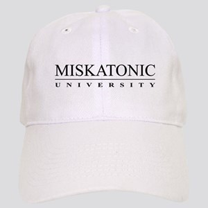 Miskatonic University Cap (White)