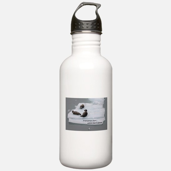 Friendship - Sports Water Bottle