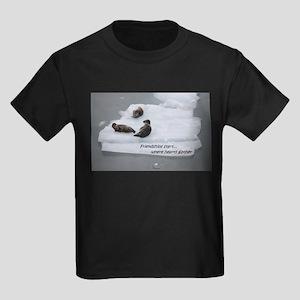 Friendship - Kids Dark T-Shirt