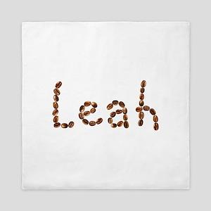 Leah Coffee Beans Queen Duvet