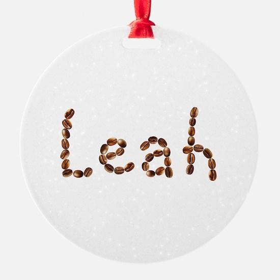 Leah Coffee Beans Ornament