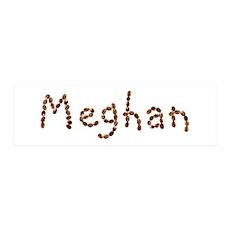 Meghan Coffee Beans 36x11 Wall Peel