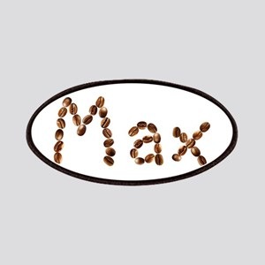 Max Coffee Beans Patch