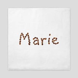 Marie Coffee Beans Queen Duvet