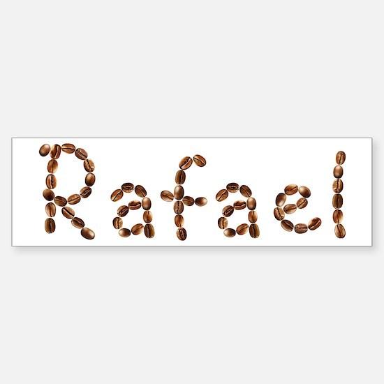 Rafael Coffee Beans Bumper Bumper Bumper Sticker