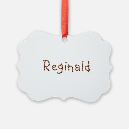 Reginald Coffee Beans Ornament