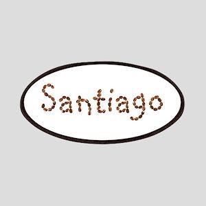 Santiago Coffee Beans Patch