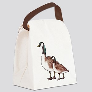 Canada Geese Canvas Lunch Bag