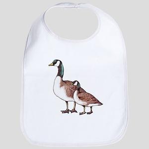 Canada Geese Bib