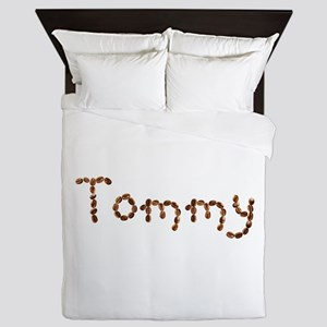 Tommy Coffee Beans Queen Duvet